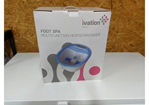 Ivation foot spa