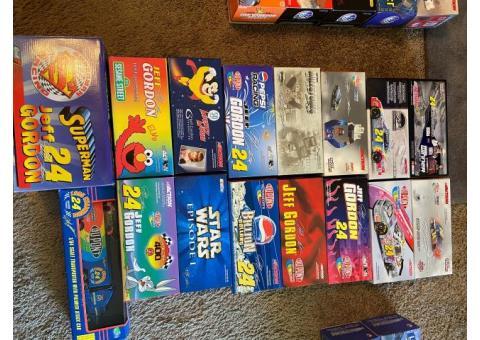 NASCAR Car Collection